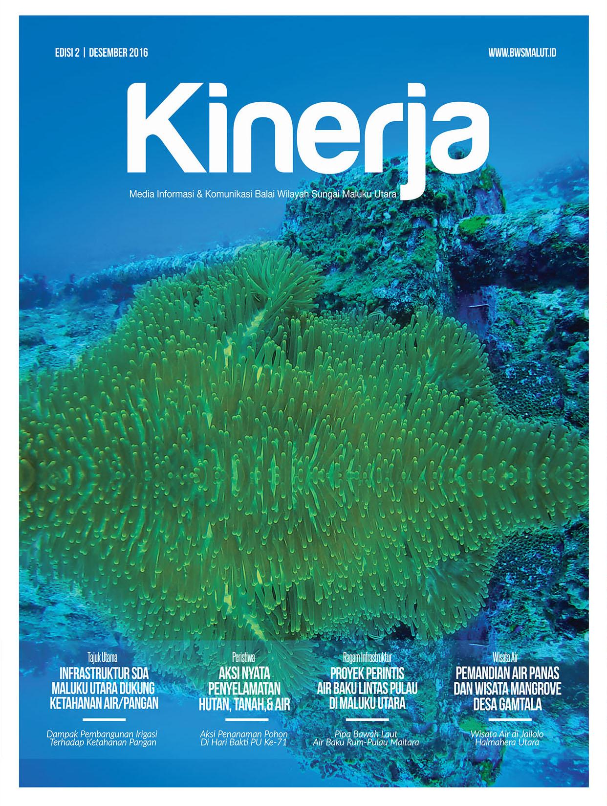 Majalah Kinerja Vo.II Oct-Dec 2017