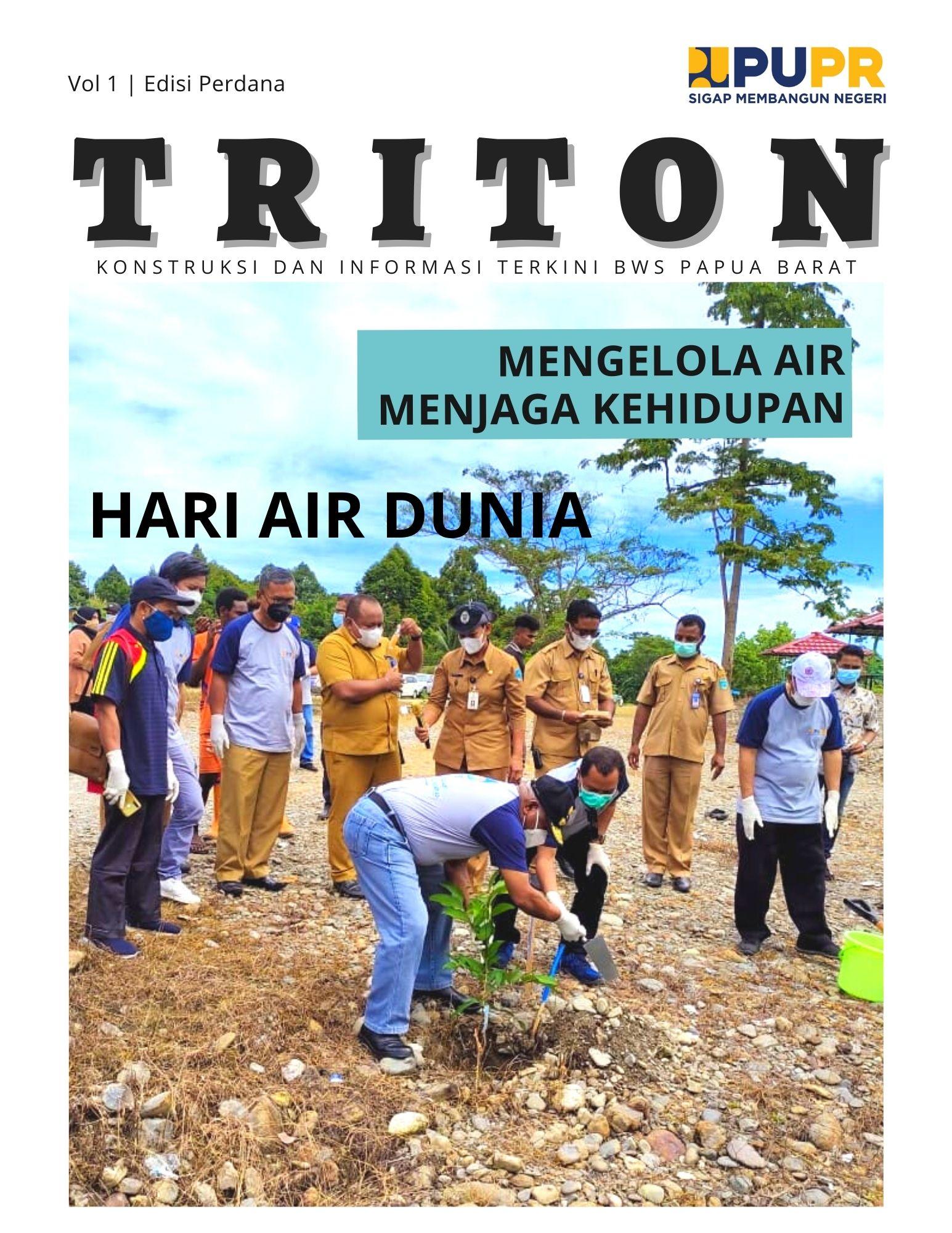 Majalah Edisi Perdana Januari - Juni  2021