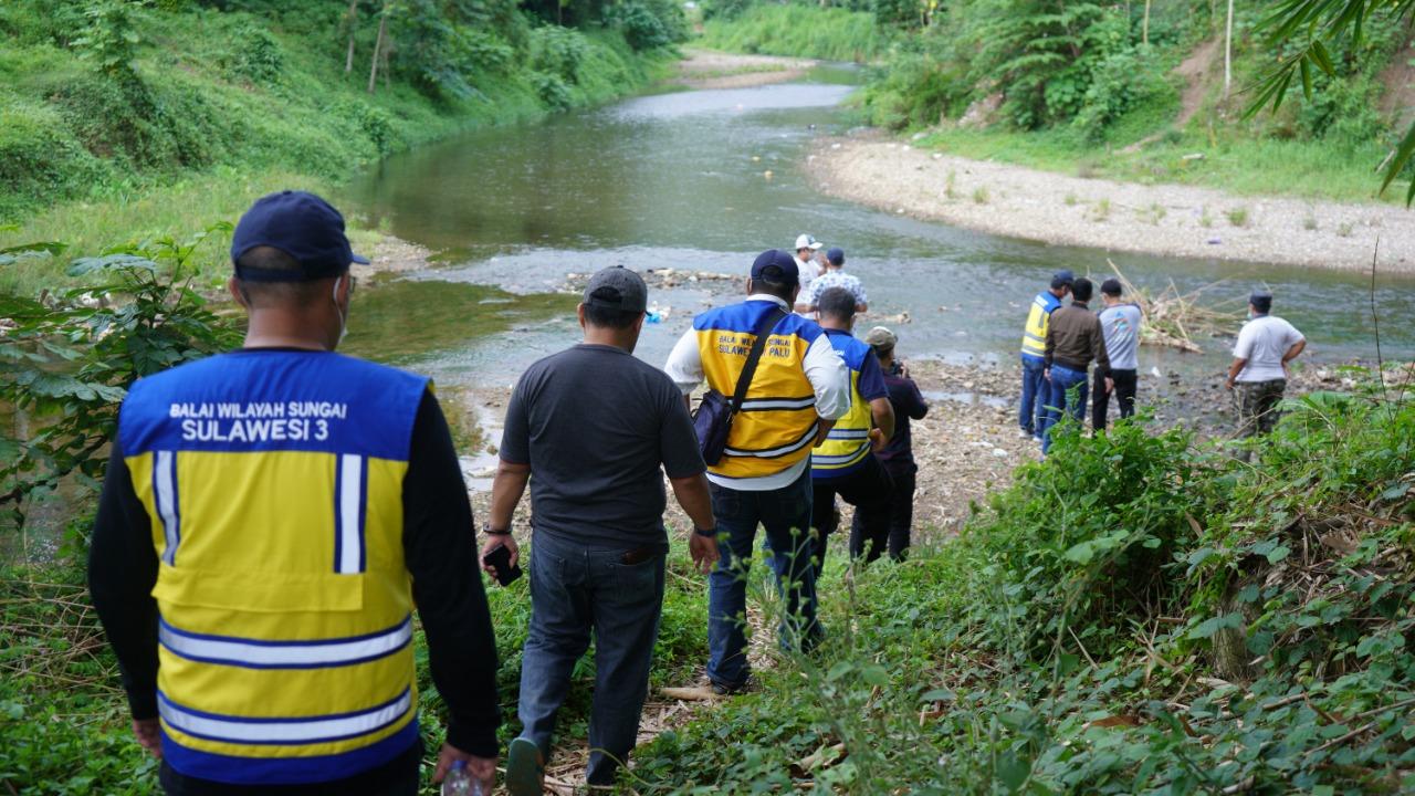survey-lapangan-usulan-pengendali-banjir-sungai-tuweley-tolitoli-sulawesi-tengah