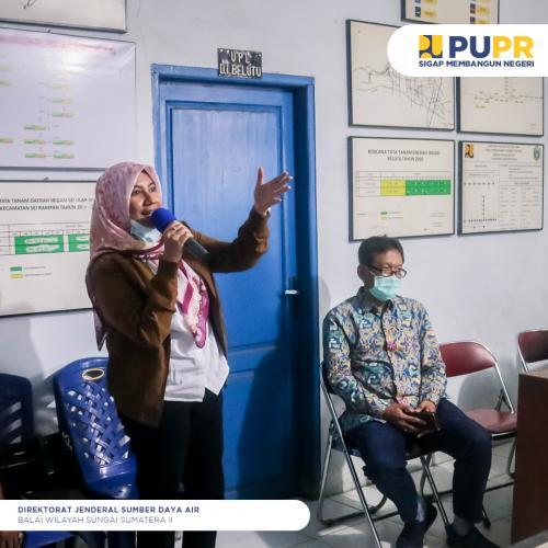 PELATIHAN P3A BWS SUMATERA II