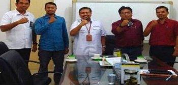 Gambar Koordinasi BWS Sumatera III dan Balai Air Tanah