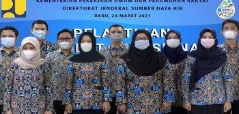 Gambar Pelantikan Jabatan Fungsional di Direktorat Jenderal SDA BWS Sumatera III Riau