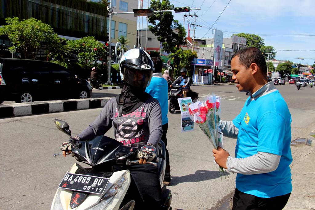 BWS Sumatera V Kampanyekan Peduli Air