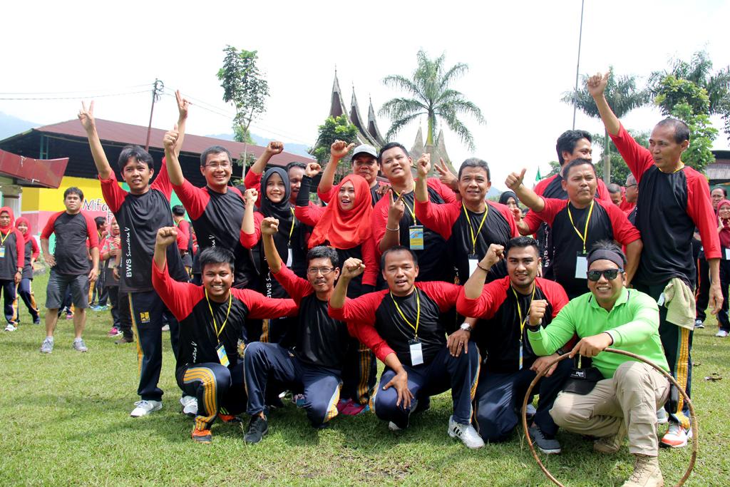 Pembinaan dan Pemberdayaan Kelembagaan SDA BWS Sumatera V