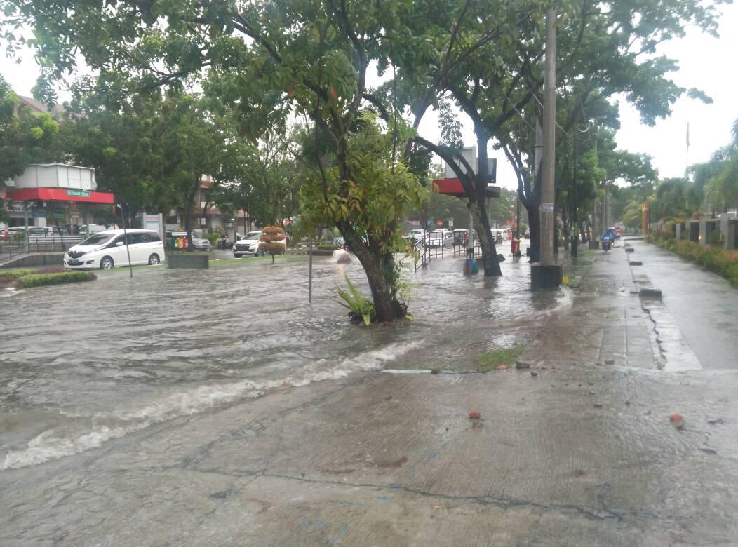 Pengamat: Banjir di Padang Disebabkan Kurangnya RTH
