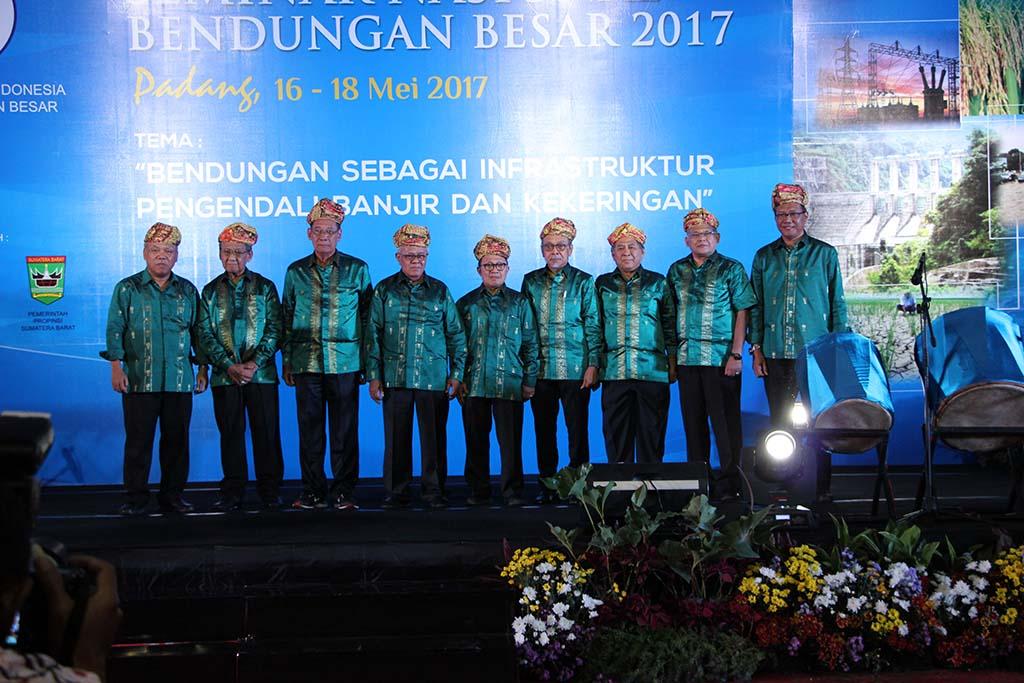 Seminar Nasional Bendungan Besar 2017, Padang