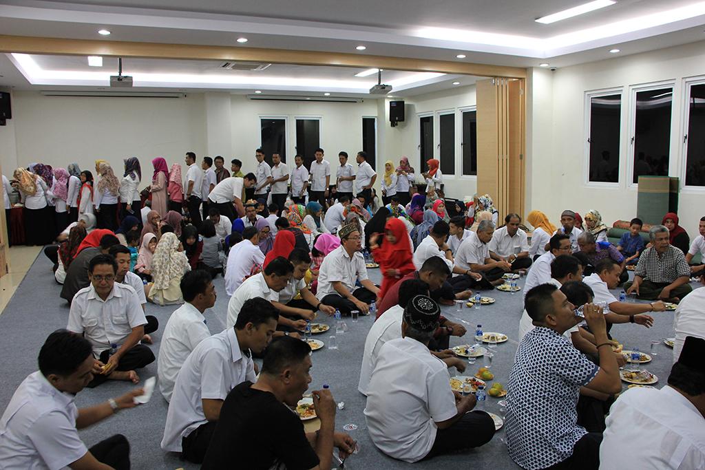 Buka Puasa Bersama Keluarga Besar Balai Wilayah Sungai Sumatera V