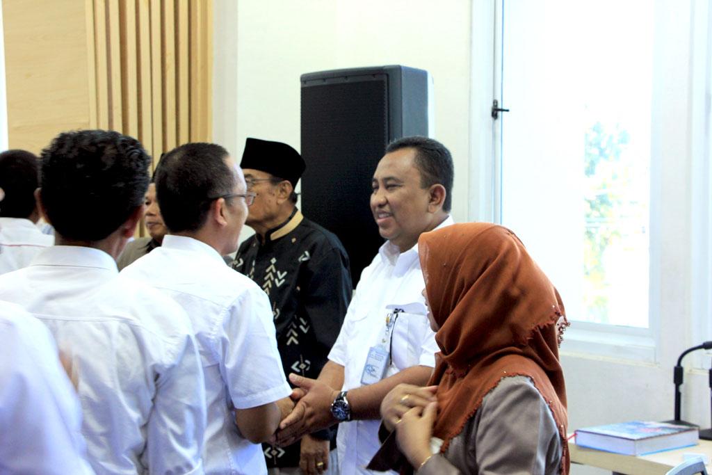 Halal Bihalal Balai Wilayah Sungai Sumatera V