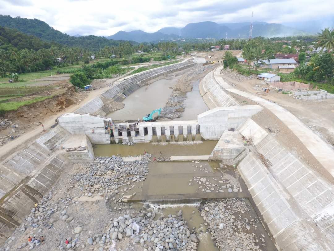 Atasi Banjir Kota Padang, Kementerian PUPR Anggarkan Rp 238 Miliar Bangun Cek Dam Sungai Batang Kuranji