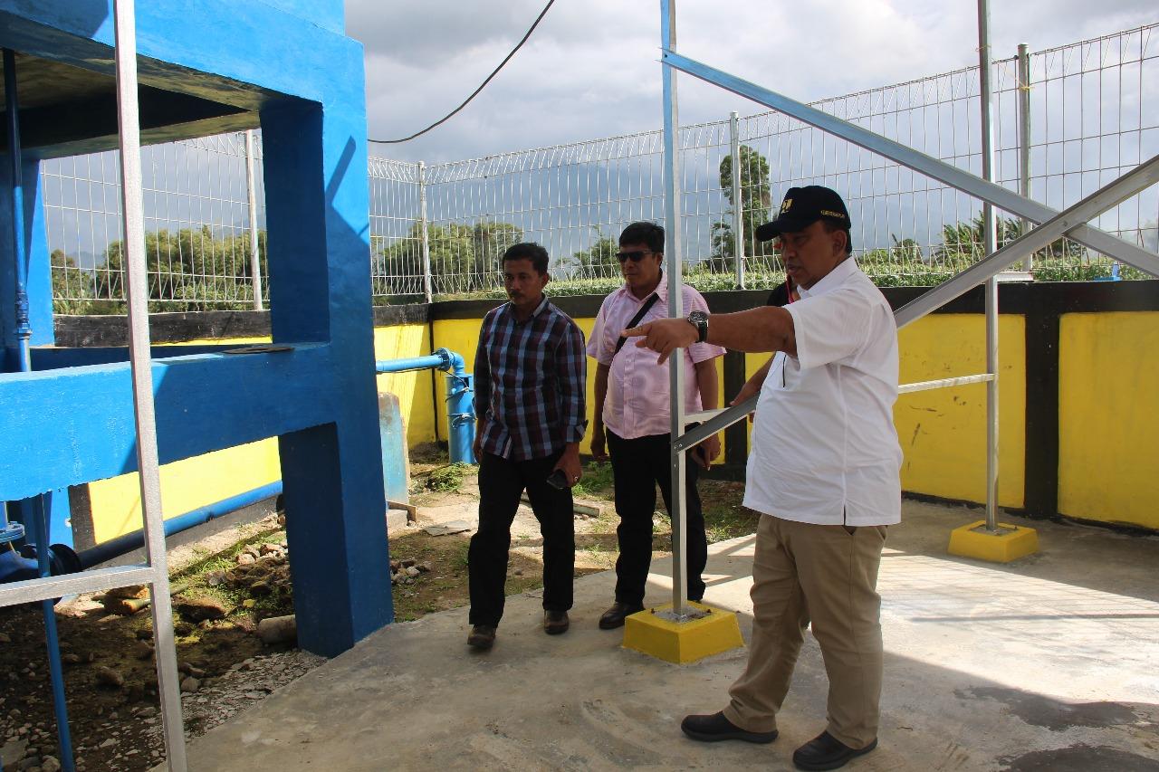 Peningkatan JIAT di Kabupaten Agam