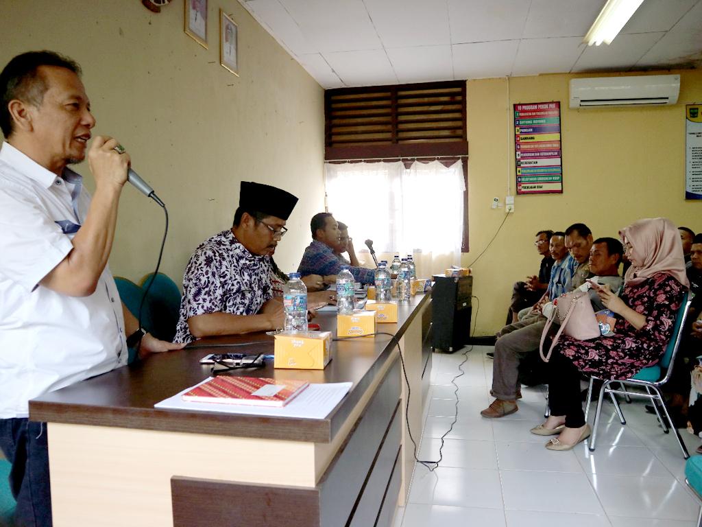Konsultasi Publik Pengadaan Tanah Pembanguan Pengendalian Banjir Batang Kandis, Batang Kasang Dan Batang Anai Terselesaikan