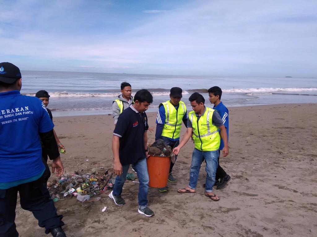 GERKASIH Bersama BWS Sumatera V Dan Masyarakat Kota Padang
