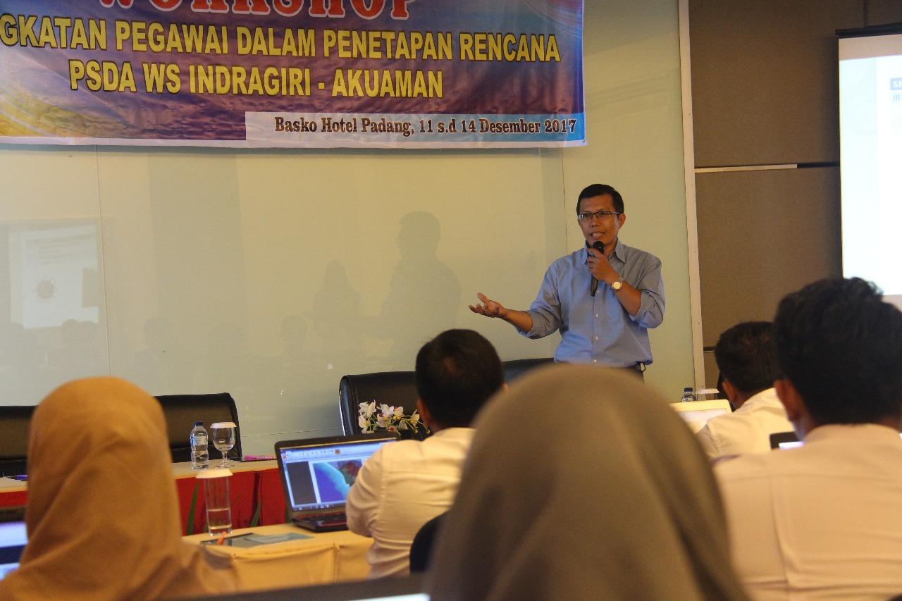 BWS Sumatera V Gelar Peningkatan Kapasitas Pegawai