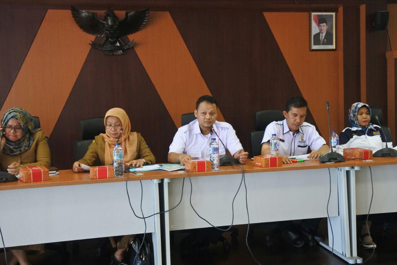 BWS Sumatera V Gandeng Universitas Andalas dalam MOA Air Baku