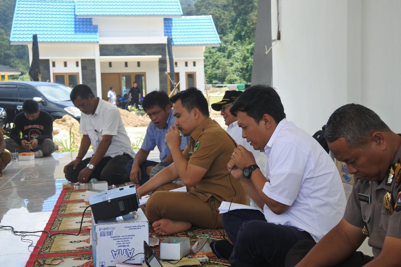 Sosialisasi Pembangunan Jaringan D.I. Kawasan Sawah Laweh Tarusan Kabupaten Pesisir Selatan