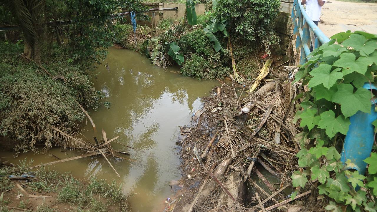 BWS Sumatera V Tinjau Banjir Padang Laweh