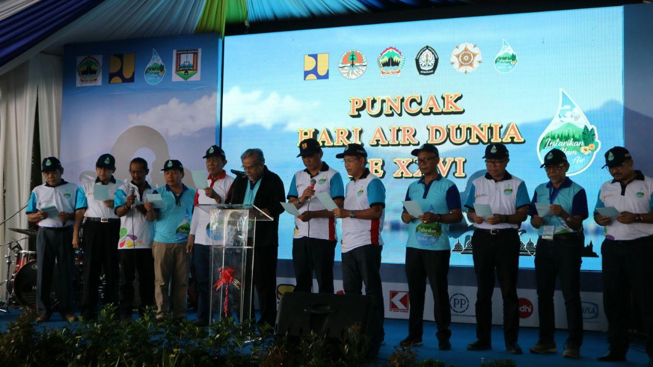 Meriahkan HAD XXVI 2018 dengan FGD dan Puncak HAD di Semarang Jawa Tengah
