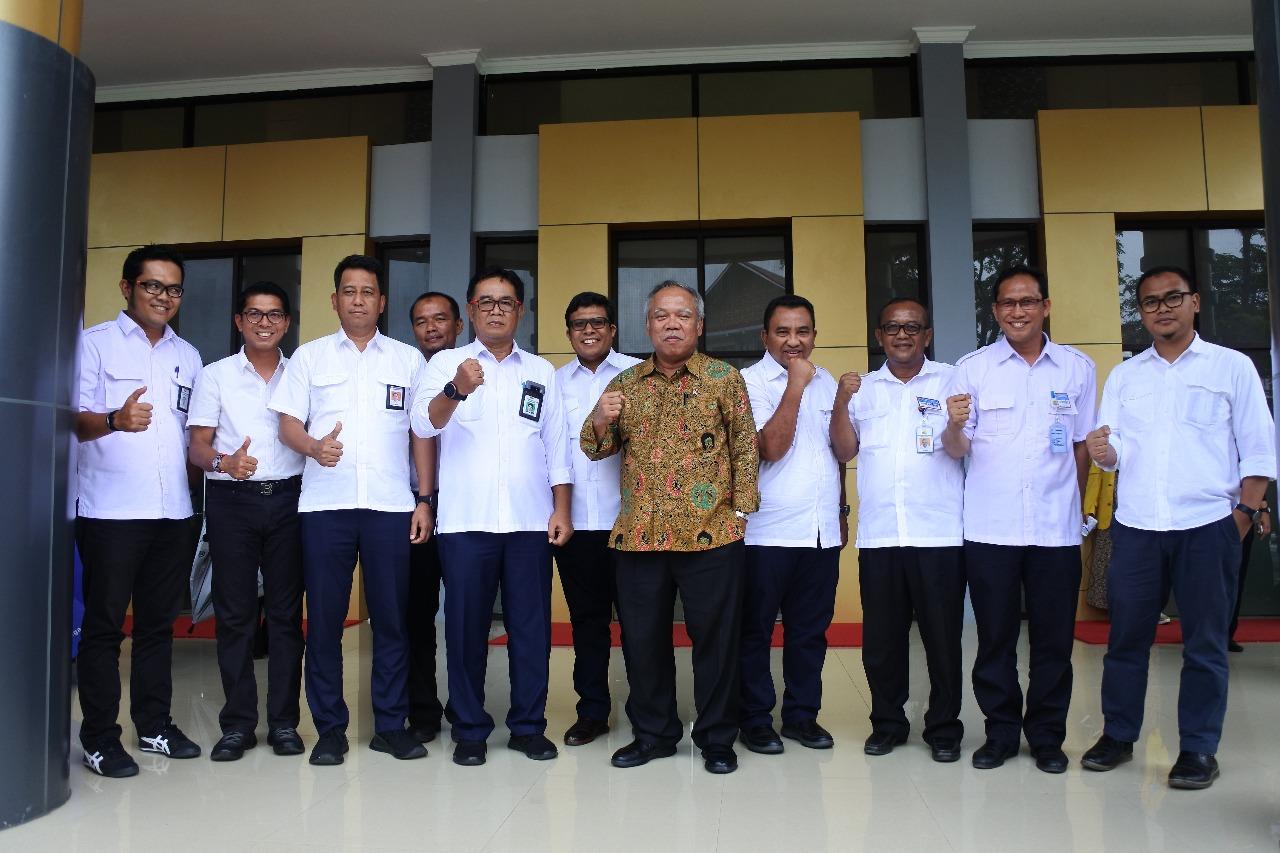BWS Sumatera V Dukung Pencanangan 1000 Lobang Biopori dalam Pertemuan Ilmiah Tahunan Riset Kebencanaan Ke V