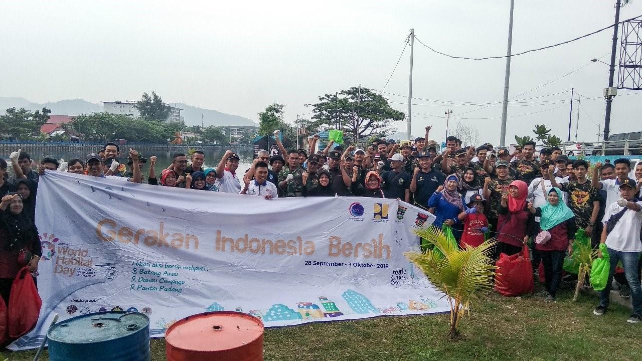Word Habitat Day - Ajak Masyarakat Peduli Sampah