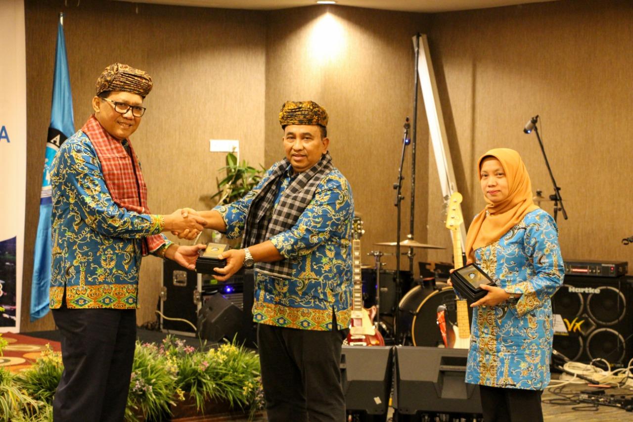 Kepala Balai Wilayah Sungai Sumatera V di Lantik menjadi Ketua HATHI Cabang SUMBAR