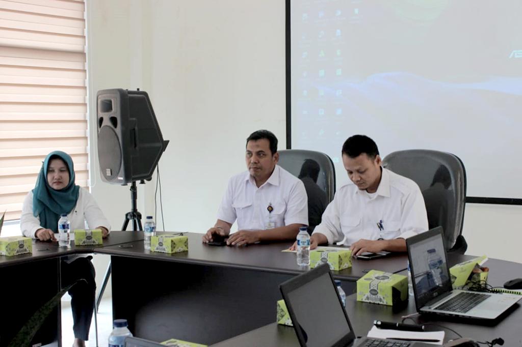 Inisiasi Rapat Koordinasi Tim Kajian Penetapan Garis Sempadan Danau Maninjau oleh BWS Sumatera V
