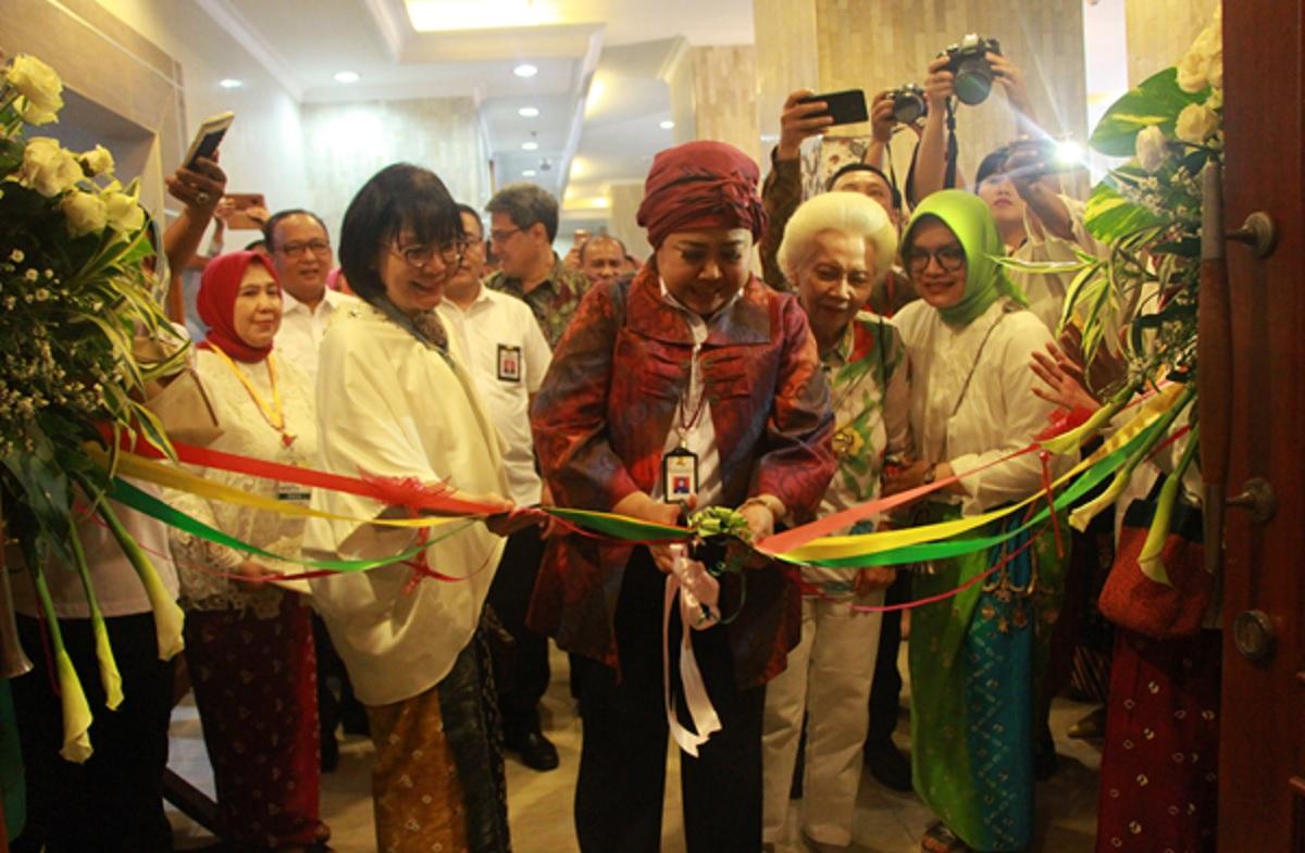 BWS Sumatera V Hadirkan Cita Rasa Minang di Bazar DWP Kementerian PUPR