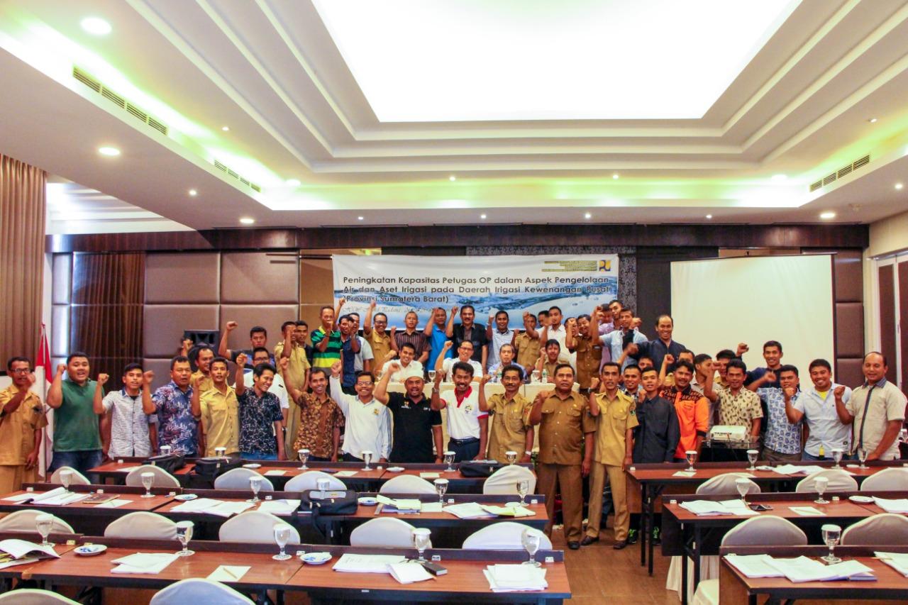 BWS Sumatera V Siapkan Petugas OP yang Berkualitas