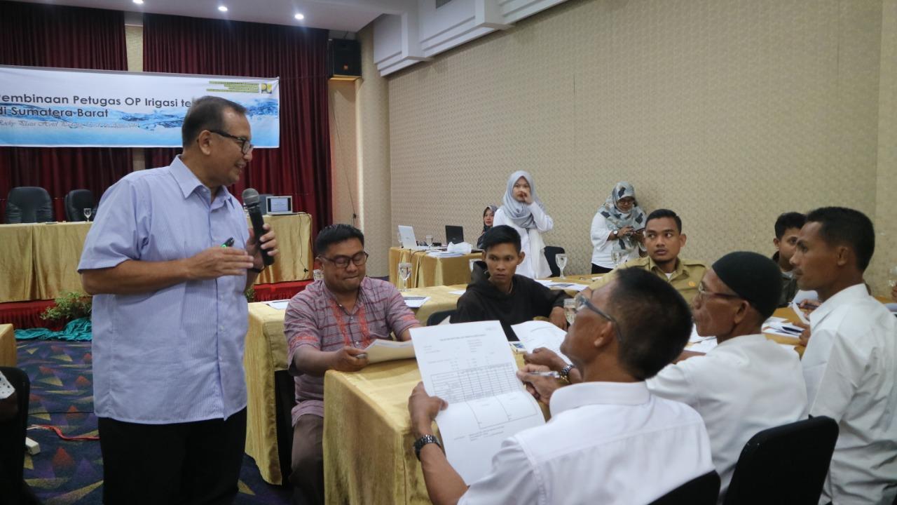 Pembinaan Petugas OP Tersebar di Sumatera Barat