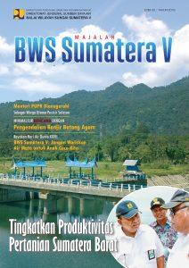 Majalah BWS Sumatera V Edisi 3