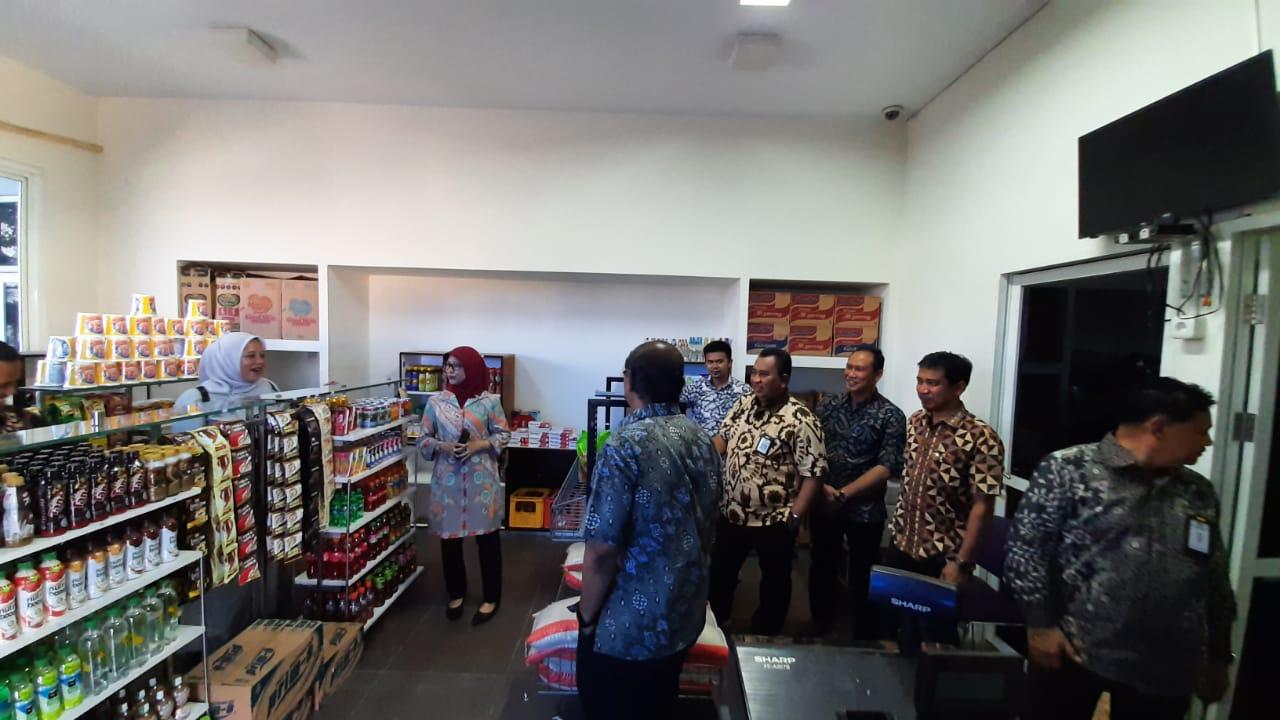 Koperasi Insan BWS Sumatera V Resmi Dibuka