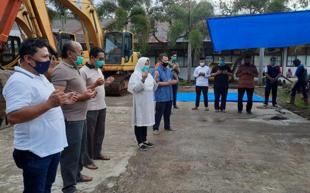 Tingkatkan Ketaqwaan dan Kecintaan kepada Allah SWT, BWS Sumatera V Padang Rayakan Idul Adha 1441 Hijriyah