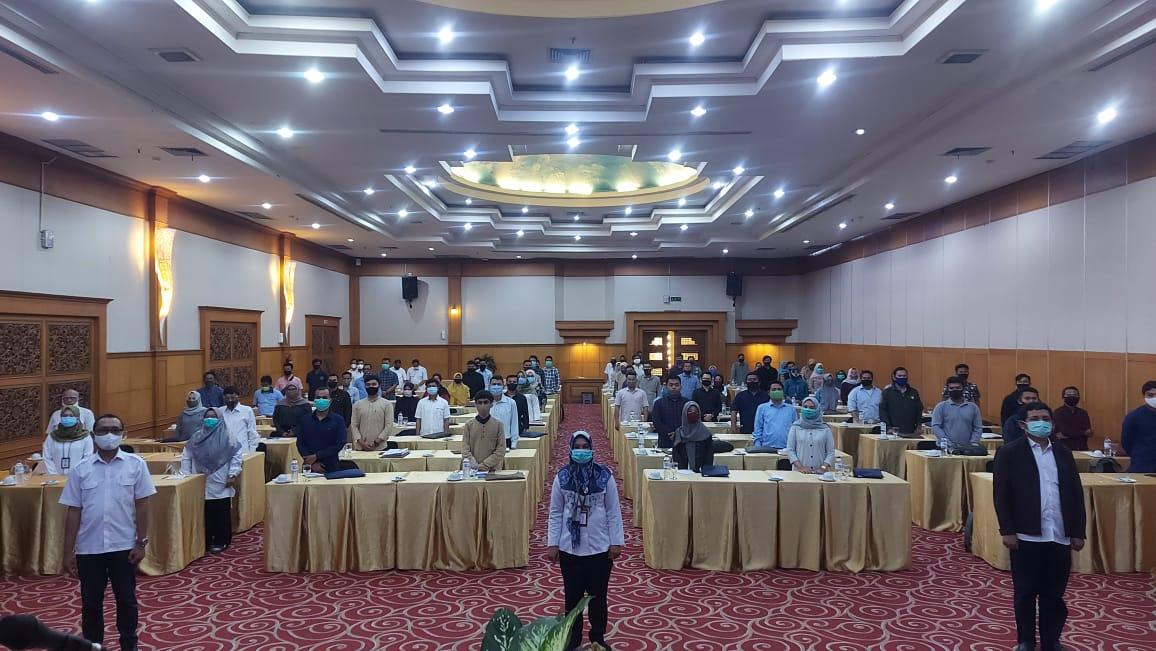 Training Of Trainer (ToT) Tenaga Pendamping Masyarakat (TPM) P3-TGAI TAHAP III & IV