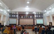 BWS Sumatera V Padang  Berikan Sosialisasi Perbaikan Irigasi Batanghari di Kabupaten Dharmasraya