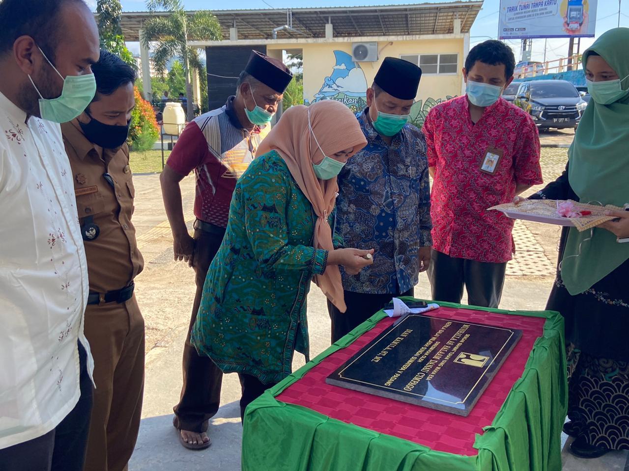 Mushala As-Salam Danau Cimpago Hadir Di Pusat Wisata Pantai Padang
