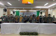 Serah Terima Jabatan Pejabat Pengawas dan Pejabat Perbendaharaan BWS Sumatera V Padang