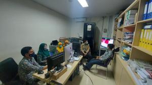 Gelar Webinar BWS Sumatera V Padang bersama HATHI Cabang Sumatera Barat