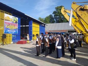 Apel Siaga Satgas Bencana BWS Sumatera V Padang