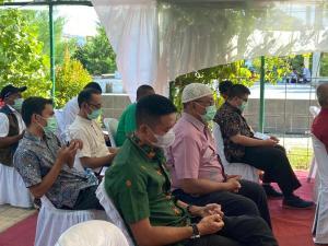 Mushala As-Salam Danau Cimpago Hadir Dipusat Wisata Pantai Padang
