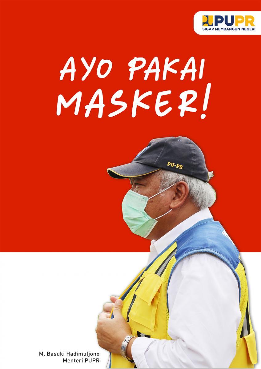 Ayo Pakai Masker