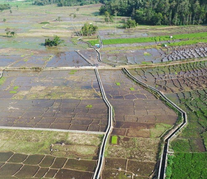 P3 TGAI Desa Pulau Tengah Kec. Keliling Danau Kab. Kerinci TA 2019