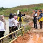 Kunjungan Direktorat Bendungan dan Danau di BWS Sumatera VI 9