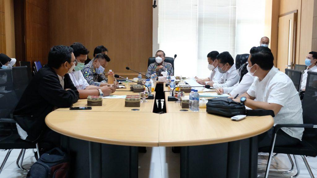 Musrenbang Provinsi Jambi Tahun 2021 dan Pembahasan Desk
