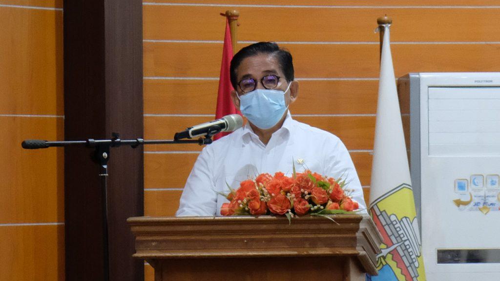Pembahasan Rencana Usulan Program APBN TA 2022 Provinsi Jambi 11