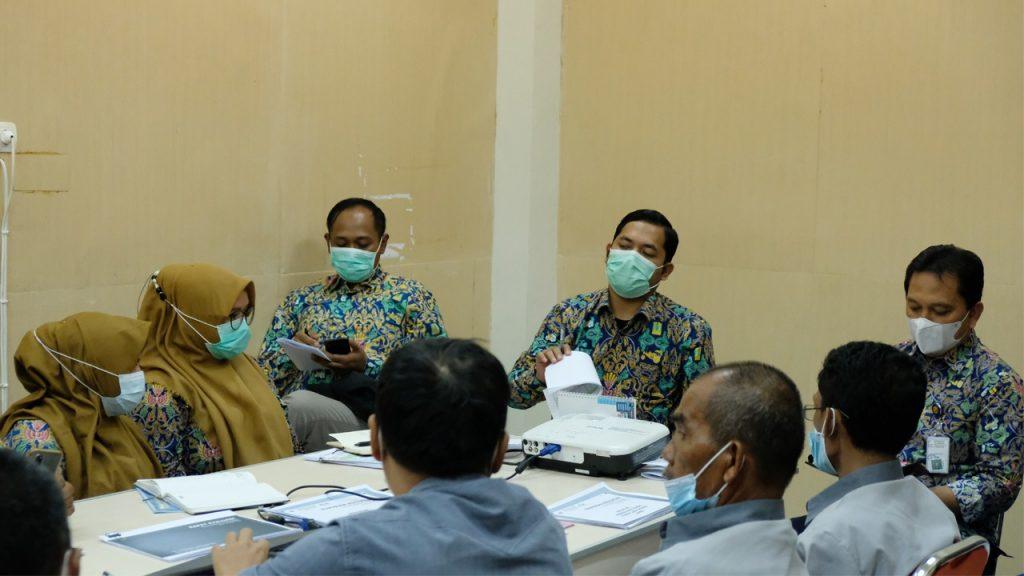 Rapat Progres Triwulan Pertama SNVT PJSA 2