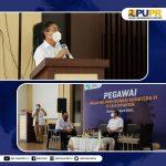 Vaksinasi Covid 19 Tahap I di Lingkungan BWS Sumatera VI 2