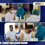 Vaksinasi Covid 19 Tahap I di Lingkungan BWS Sumatera VI 4