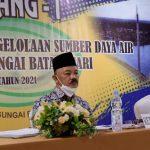 Sidang I TKPSDA WS Batanghari Tahun 2021 6