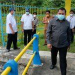 Monitoring Potensi Sumber Daya Air DI. Batang Uleh 4 1