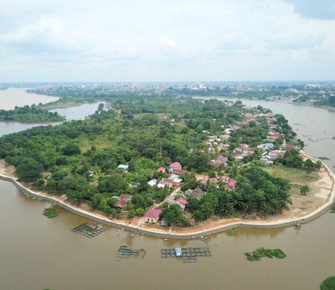 Revitalisasi Danau Sipin Kota Jambi
