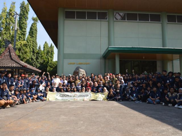 Kunjungan Mahasiswa Fakultas Teknis Universitas Jenderal Achmad Yani, Bandung